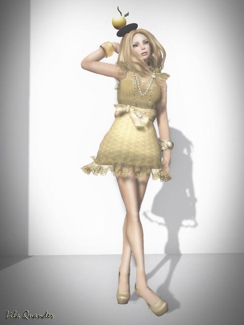 Baiastice_Patty-BLONDE-tan & Kajke - vanilla