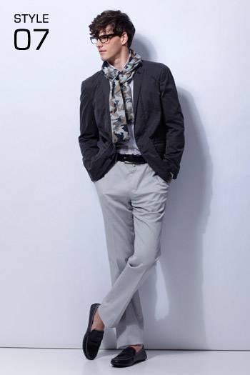 Robert Rae0129_23区 HOMME 2011 Spring & Summer Collection