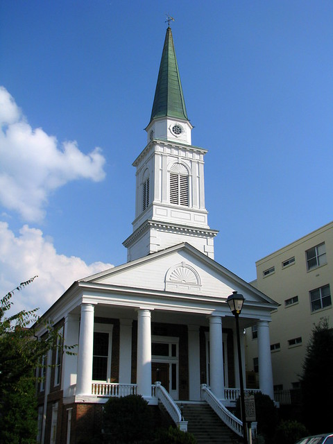 First Presbyterian Church - Greeneville, TN
