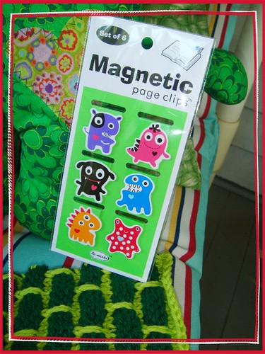monster magnets!