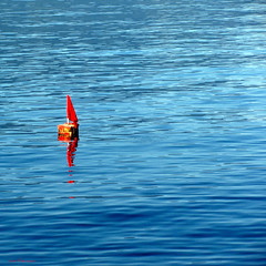 blue monday (overthemoon) Tags: blue red lake yearend square schweiz switzerland suisse sold floating ripples svizzera lman gettyimages vevey bsquare buoyant fisforfloating