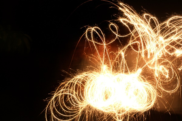 Sparklers, 1