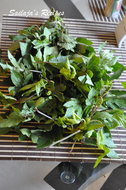 how to cook sorrel leaves
