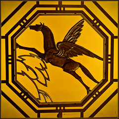 Centaur - LR3-7128776-web (David Norfolk) Tags: unitedstates waldorf olympus ceiling artdeco newyorkstate e3 1260 sanjuanhillnewyork west47thstreetsanjuanhillnewyorknewyorkstateunite