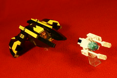 The Race (NIRDIAN) Tags: lego space racers moc blacktron frogspace frogspacenorthernsector