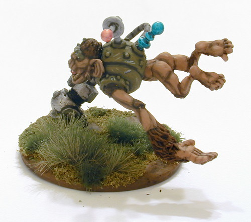 Ammon Miniatures Cyber-Monkey