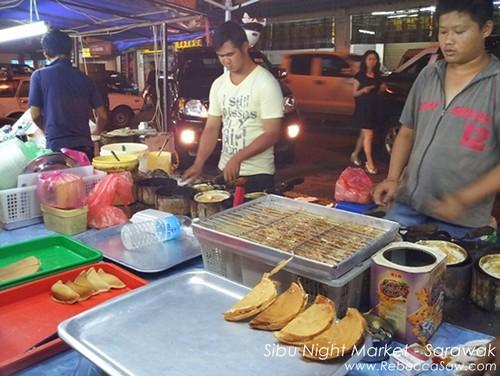 Firefly trip - Sibu Night Market, Sarawak.25-1