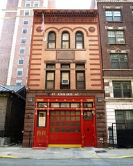 E047 FDNY Firehouse Engine 47, Morningside Heights, New York City (jag9889) Tags: county city nyc house ny newyork building classic station architecture truck fire harlem manhattan engine company borough firehouse heights fdny department morningside firefighters 47 bravest morningsideheights 2011 engine47 e047 prideofmorningside y2011 jag9889