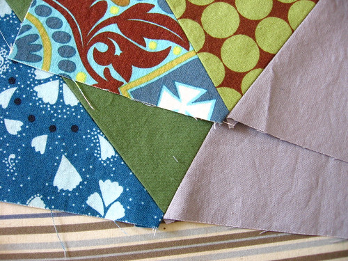 Kaleidoscope piecing issues