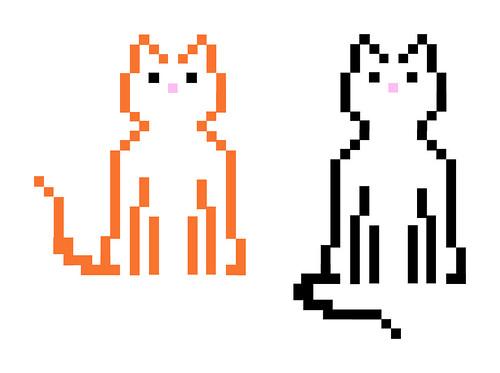 8-bit Cats