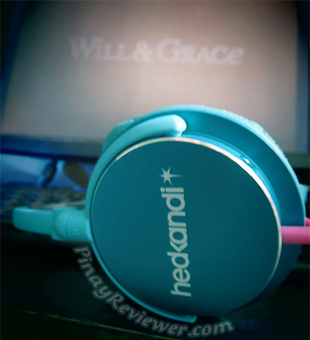 Hed Kandi Pure Kandi headphones make my viewing of Will & Grace more enjoyable - PinayReviewer.com