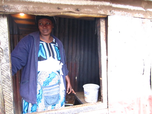 Kibera: Mary