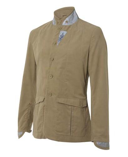 Oratory Jacket Angle