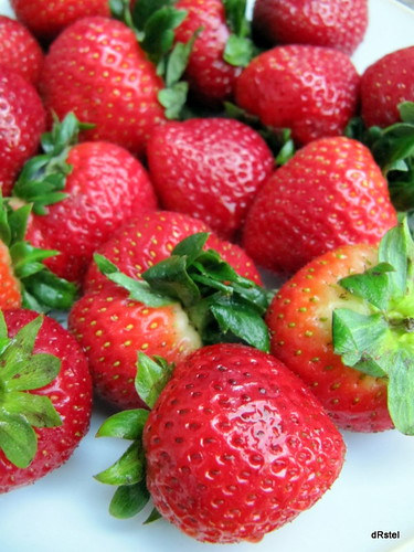 summer=strawberries!