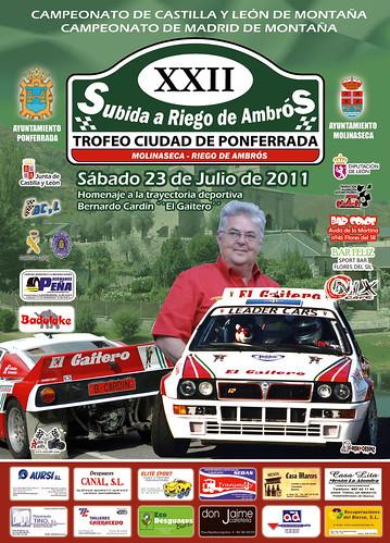 Subida Riego de Ambros 2011