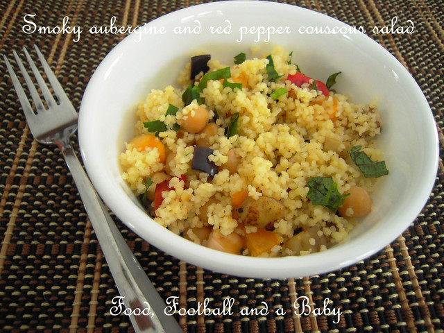 Med style couscous salad 3