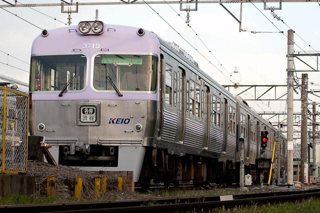 京王電鉄井の頭線3000系3019F クハ3719