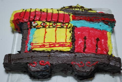 gion guruma cake