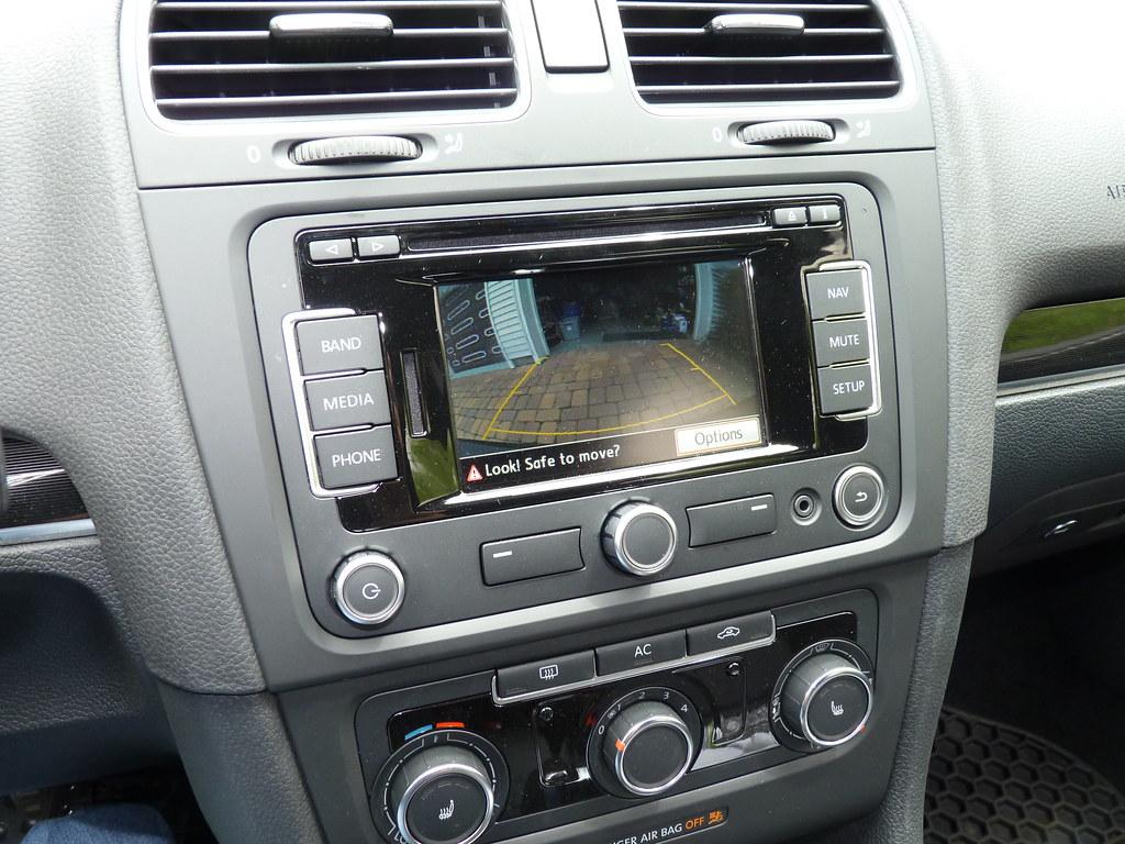 DIY rear camera - Page 4 - VW GTI MKVI Forum / VW Golf R Forum / VW