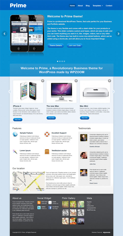 premium-business-theme