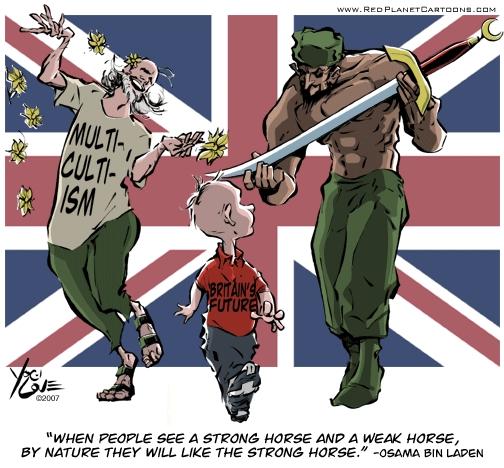 Multiculturalism.