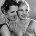 Mary Astor and Ann Harding