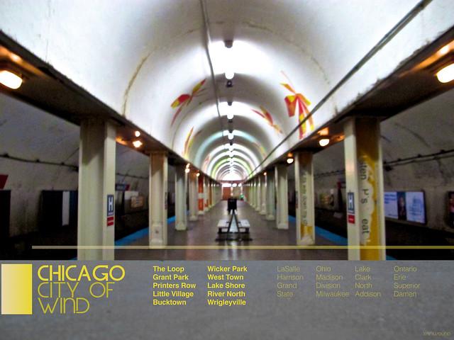 Chicago City of Wind Sub Level