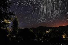 Night Sky (Christophe_A) Tags: sky night stars nikon long exposure tokina greece trail astrophotography stacking christophe f28 116 arta startrail d90 ελλαδα αρτα christopheanagnostopoulos tetrakomo τετρακωμο χριστοφοροσαναγνωστοπουλοσ χριστόφοροσαναγνωστόπουλοσ