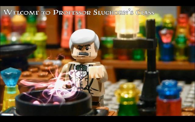Professor Slughorn's Classroom - LEGO Licensed ...