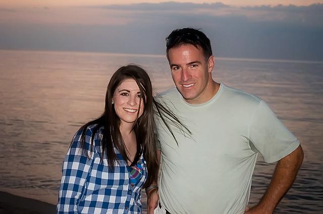 Steve & Emma