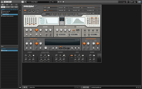 ScreenReaktor