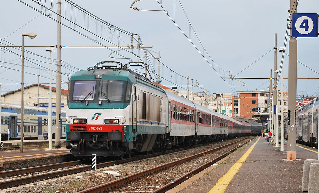 The world 39 s best photos of euronight and ferrovie flickr - Treno roma vienna vagone letto ...