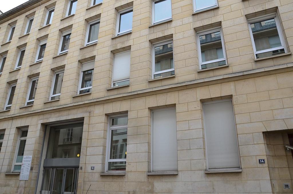 14 rue Hérold, Paris