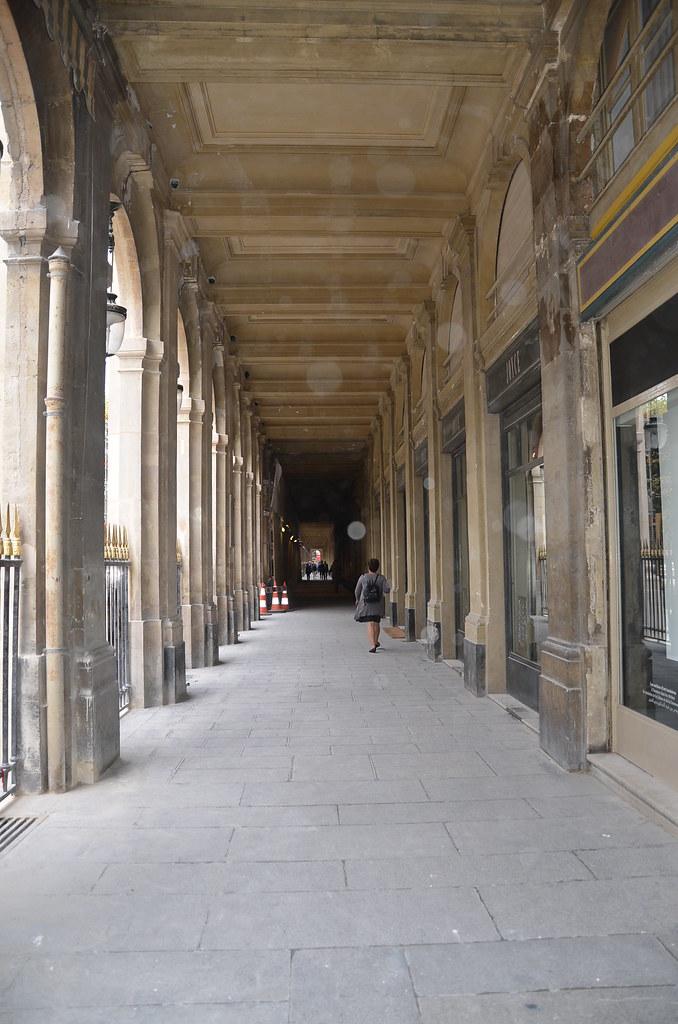 La Galerie de Valois, Paris