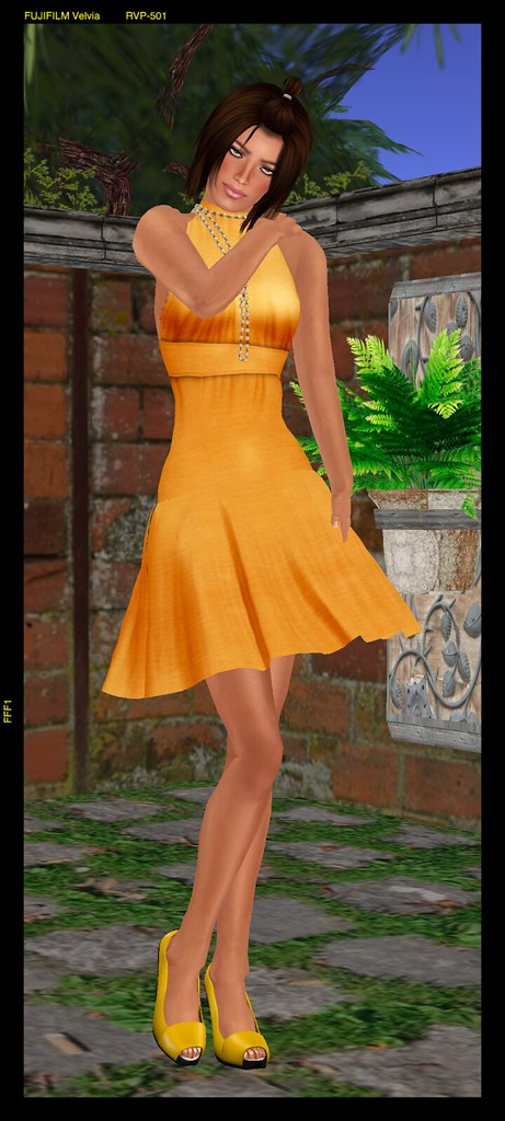 - Nemesis - Monday dress beeswax for MSW + Lavie Skins