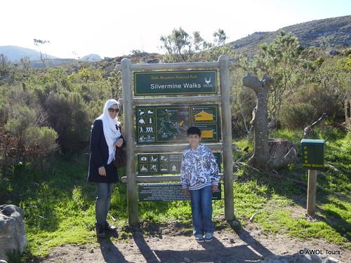Hiking Silvermine on Table Mountain (1)