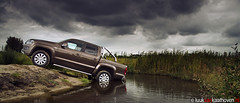 AMAROK.. (Luuk van Kaathoven) Tags: volkswagen offroad pickup van highline amarok luuk autogetestnl luukvankaathovennl autogetest kaathoven