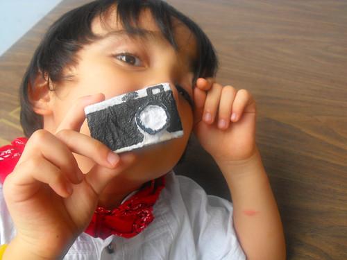 Mi camarógrafo