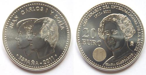 20 Euros 2011