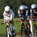 Emma Pooley - Vargarda World Cup TTT