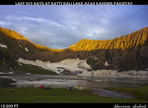 Ratti Gali lake,Azad Kashmir,Pakistan