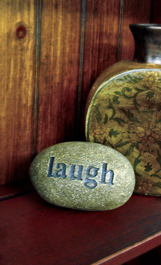 A laugh is a smile that bursts!  ~ Mary H. Waldrip