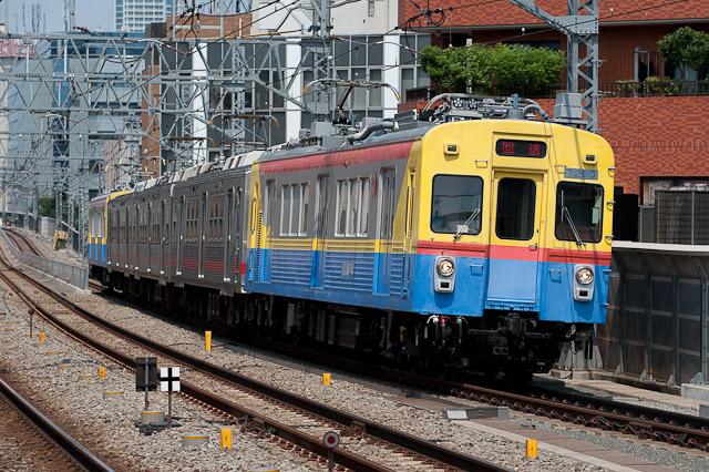 東急電鉄7700系7913F 廃車回送
