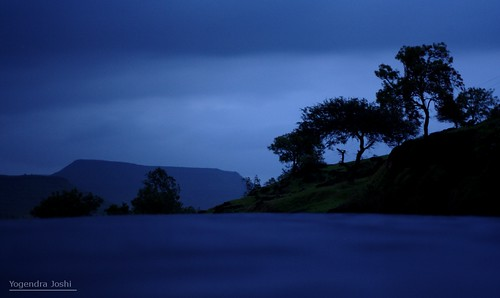 Blue Morning by Yogendra174