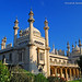 Royal Pavilion, Brighton, UK.