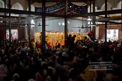 inside the shrine of qalandar (Anahita Hashmani) Tags: pakistan tradition malang sufi sindh urs beggers dhol sufisaint malangs qalandar fakirs pakistanheritage sehwanshareef lalshehbazqalandar jhuleylal