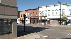 Main St, Mount Morris (via Google Earth)