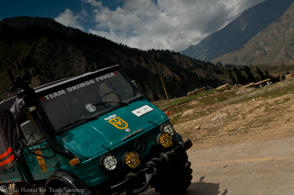Team Unimog Punga 2011: Solitude at Altitude - 6003161682 940c4ef678 b