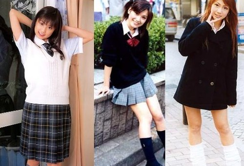 4-School Uniforms in Japan