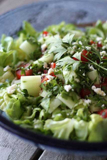 A Twist on Tabbouleh Salad